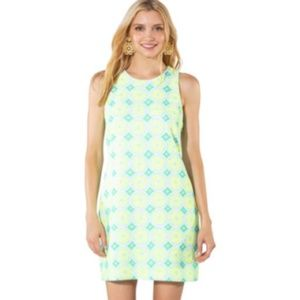 NWT Sail to Sable Lemon Shift Dress